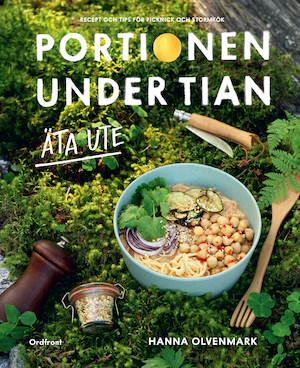 Portionen under tian - äta ute